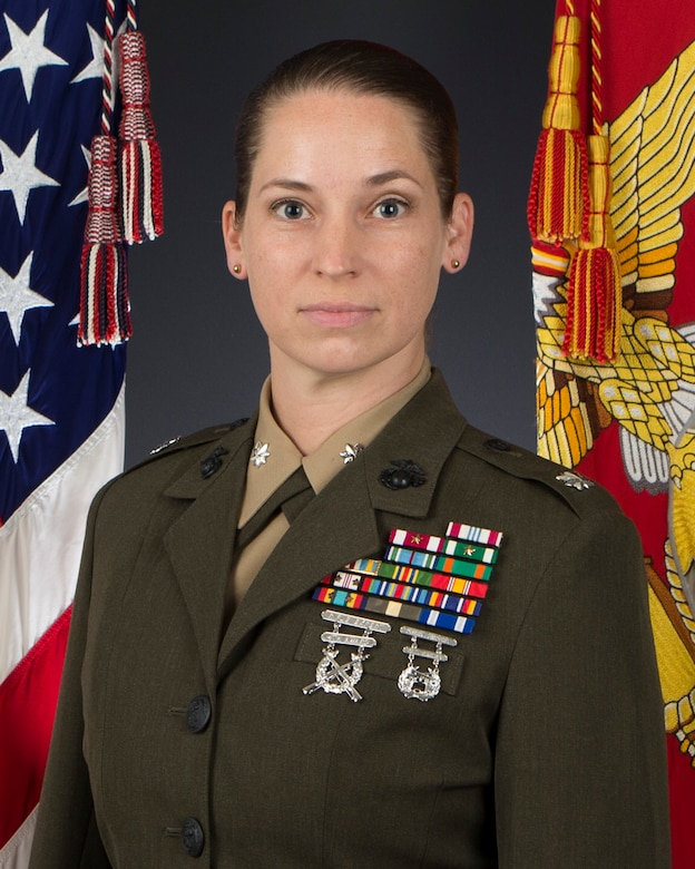 Lieutenant Colonel Meghan A. Kennerly