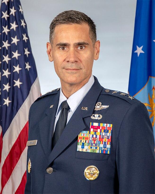 Lt. Gen. Mark H. Sasseville official photo