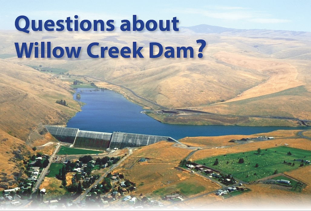 Questions about Willow Creek?