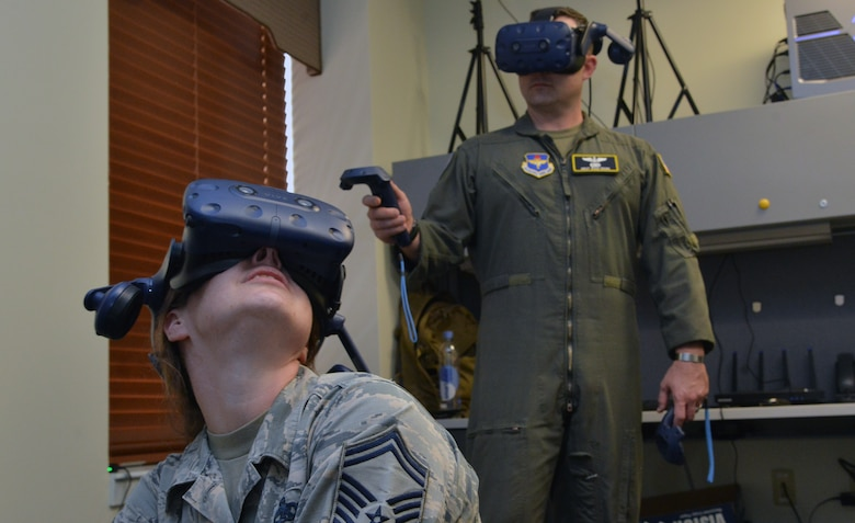Air Combat Command, ACC, Air Force, USAF, Airman, virtual reality, AR/VR, ITP, Integrated Technology Platform