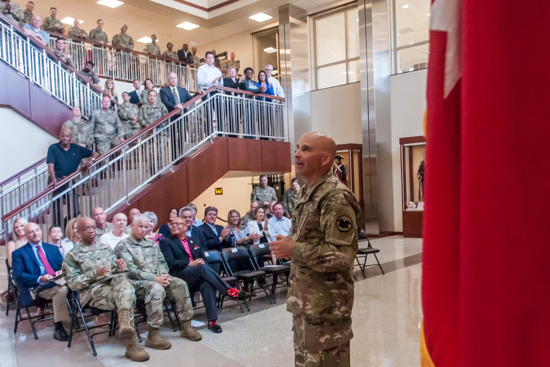 Rosende earns second star as Army Reserve Staff, Chief of Staff