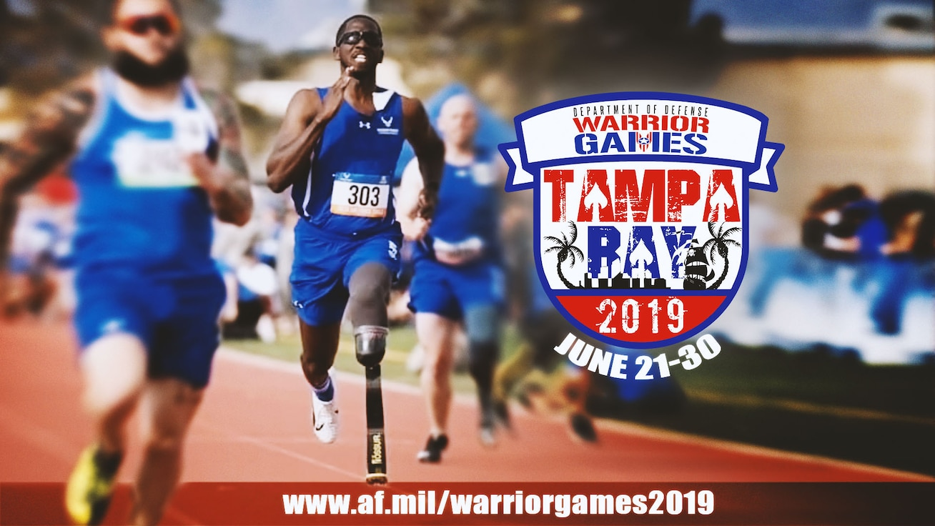DoD Warrior Games Promo