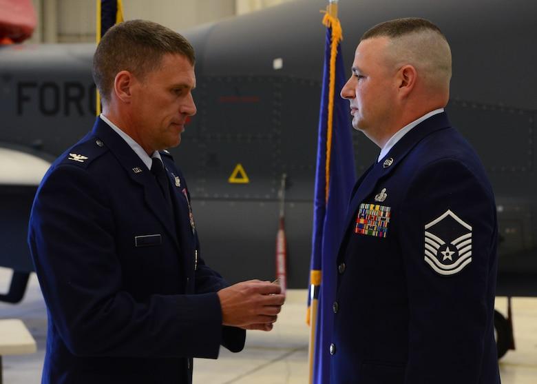 Beale Airmen earns Bronze Star