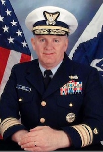 RADM Daniel R. May