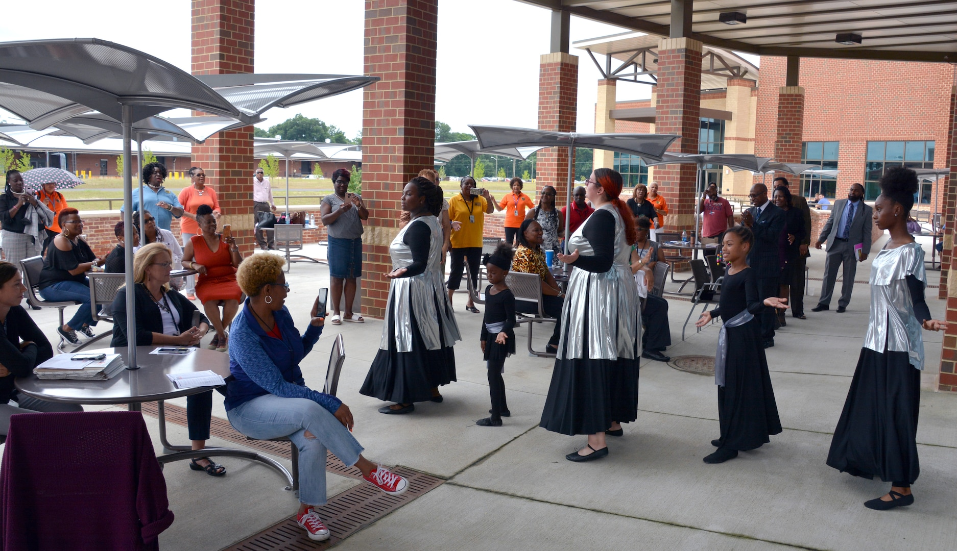 Annual event celebrating the end of slavery held on DCSR