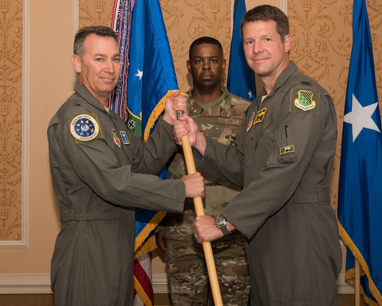 1st Fighter Wing welcomes new commander > Joint Base Langley