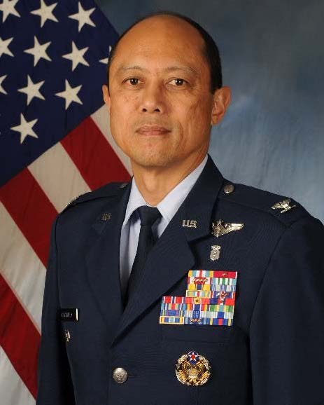 COLONEL (DR ) RUDOLPH CACHUELA > Air Force Medical Service