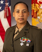 Major Maria Harley Bio Photo