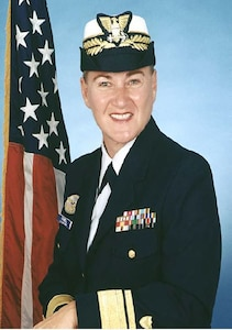 RADM Mary P. O'Donnell