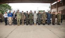 Special Purpose Marine Air-Ground Task Force – Southern Command 19 Opening Ceremony