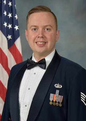 SSgt Jared Andrews