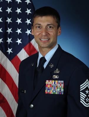 Chief Master Sergeant Israel Jaeger