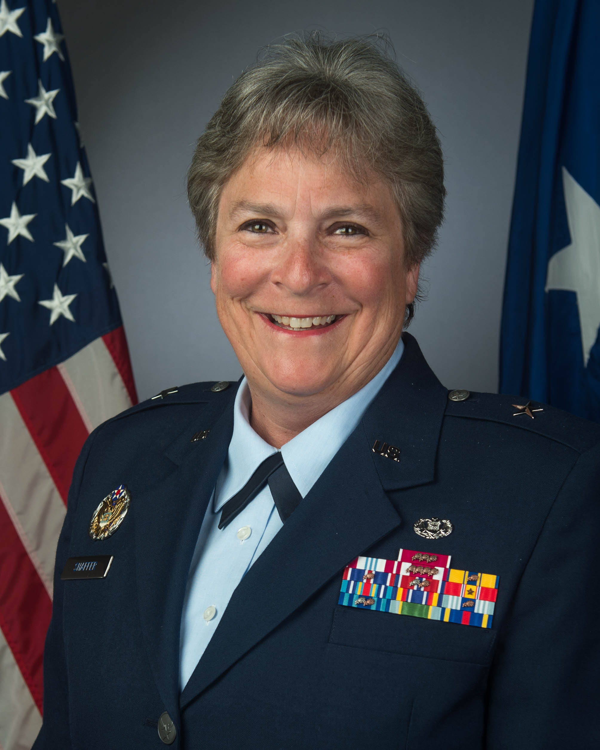 1 Star Officer Rank Tie Bar Brigadier General