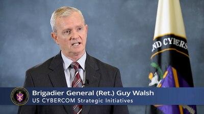 Brigadier General (Ret.) Guy Walsh, USCYBERCOM