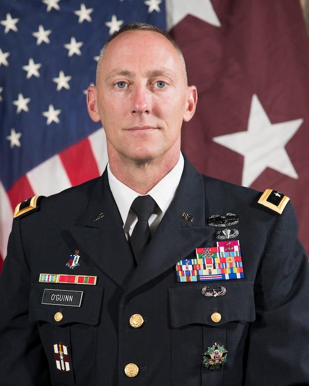 Maj. Gen. Michael C. O'Guinn