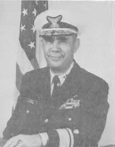 RADM Harold W. Parker, Jr.