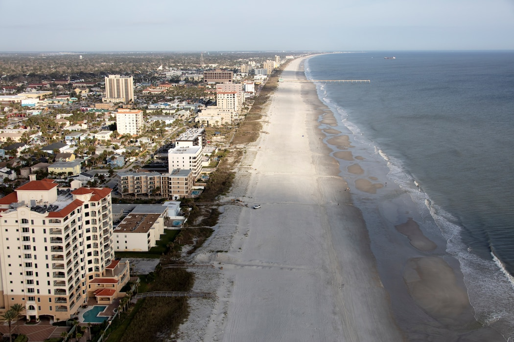 The Duval County Shore Protection Project was recently recognized by the American Shore and Beach Preservation Association as one of the nation's best restored beaches for 2019! The project includes four beaches that were recognized: Atlantic, Neptune and Jacksonville beaches, and Hannah Park.