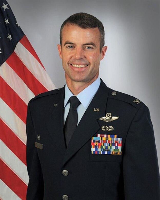 Col. Jeff Edwards Portrait
