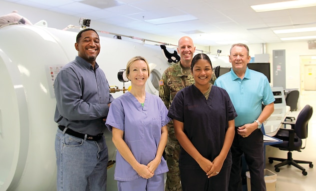 Hyperbaric Chamber Personnel