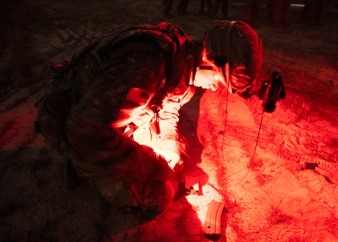 U.S. Army Reserve Best Warrior Competition 2019: Night Fire