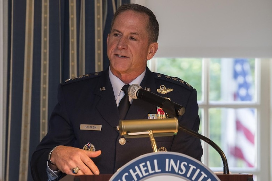 Goldfein offers rationale for nuclear modernization and 'failsafe' deterrence