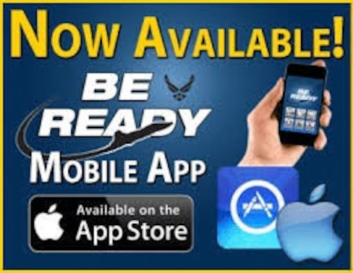 The Air Force hosts emergency preparedness information on the Be Ready page at https://www.beready.af.mil/. Installation emergency management offices also have additional information.
