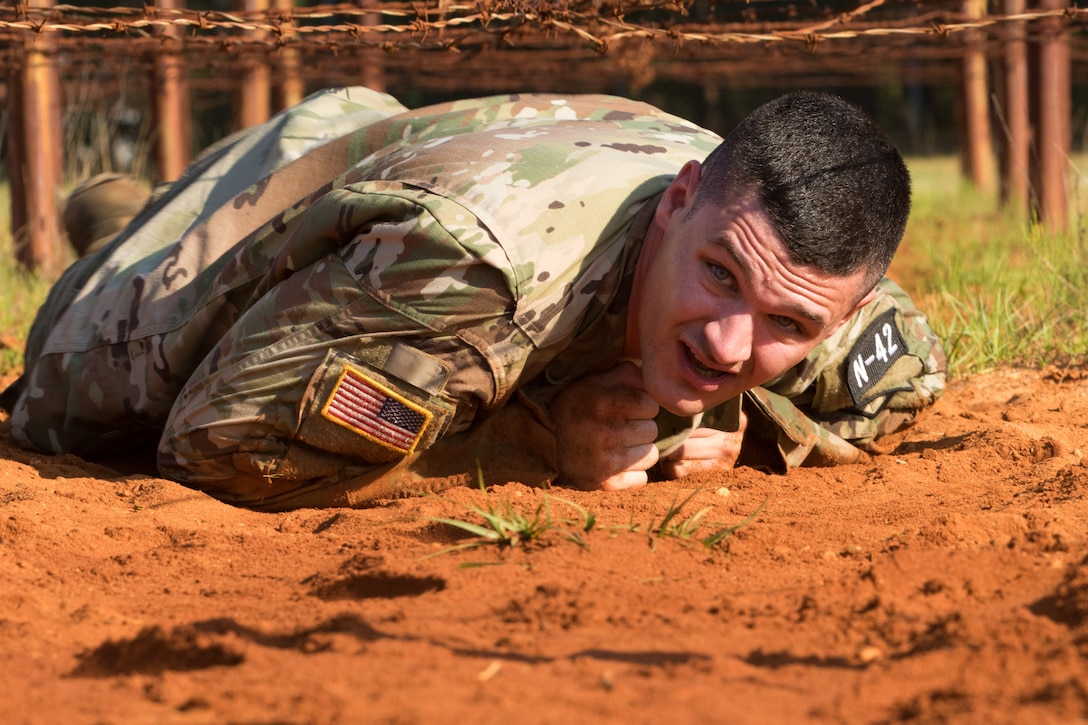 2019 Army Reserve Best Warrior Competition