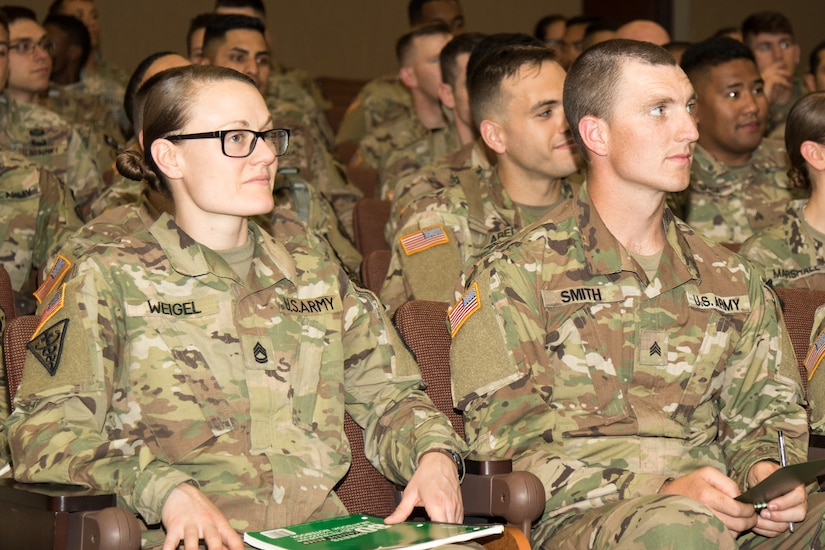 Welcome Brief for 2019 U.S. Army Reserve Best Warrior Competition