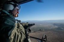 Camp Pendleton offers critical terrain for confined area landing training