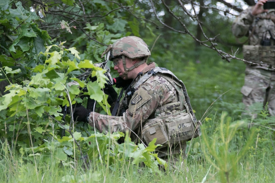 348th Engineer Company Soldiers continue mobilization training at Fort McCoy