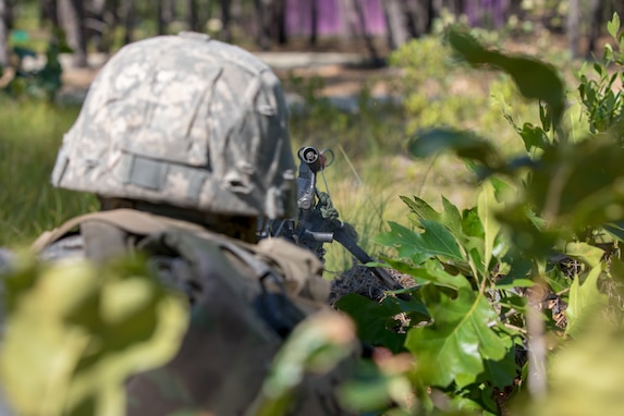 275th Quatermaster Company OPFOR Attack