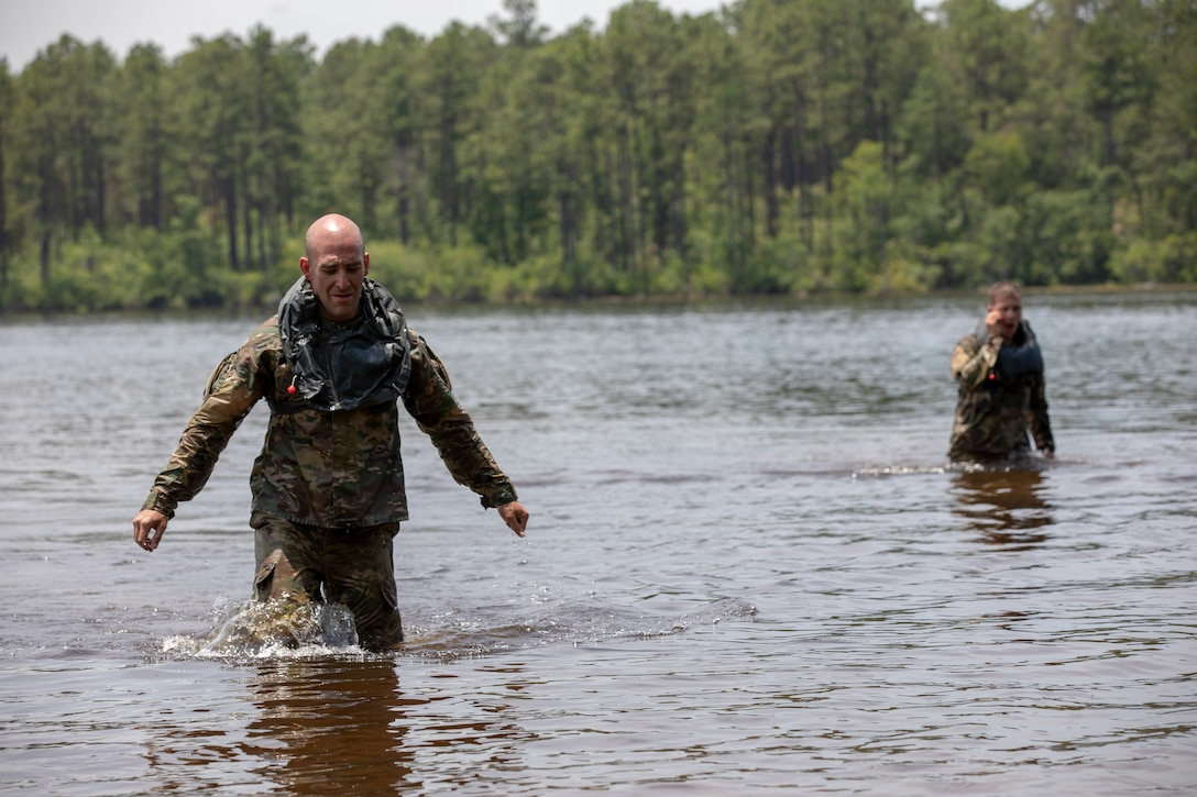 2019 U.S. Army Reserve Best Warrior Competition