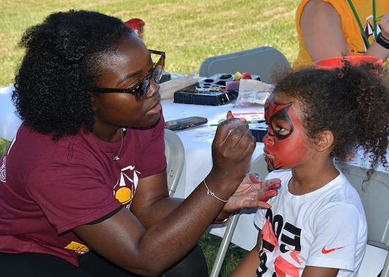 Bellwood Bash brings employees together for food and fun
