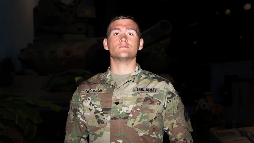 Smith and George named America's Army Reserve NCO and Soldier of the Year