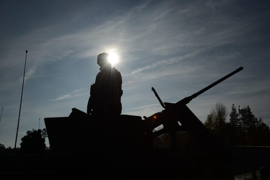 18th MP Brigade: Ever Vigilant