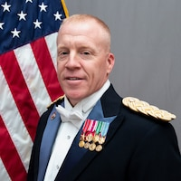 Commander, US Army Europe Band and Chorus, Maj. Randall S. Bartel