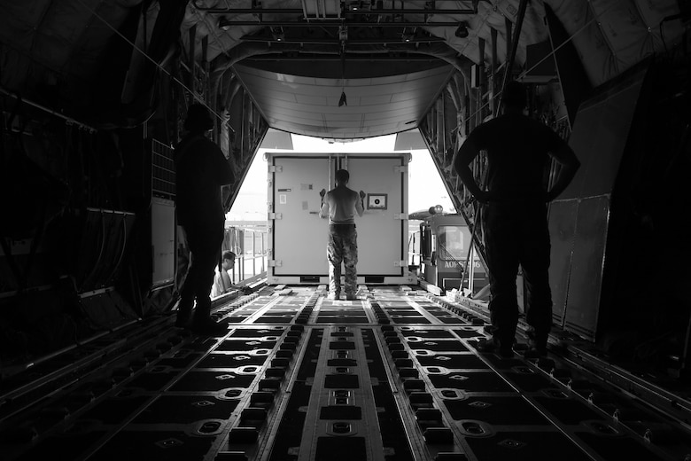 The 75th Expeditionary Airlift Squadron provides tactical airlift to support and sustain units across Africa. (U.S. Air Force photo by Tech. Sgt. Rachelle Coleman)