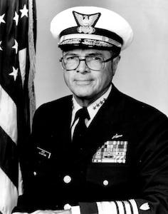 ADMIRAL JOHN B. HAYES