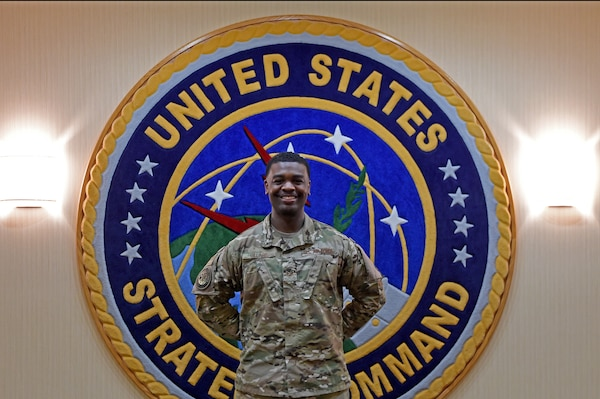 The March Enlisted Corps Spotlight is Staff Sgt. Montai Gillard.