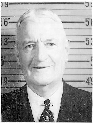 REAR ADMIRAL HARRY G. HAMLET