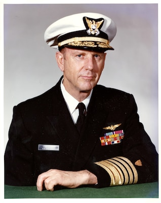 ADMIRAL CHESTER R. BENDER