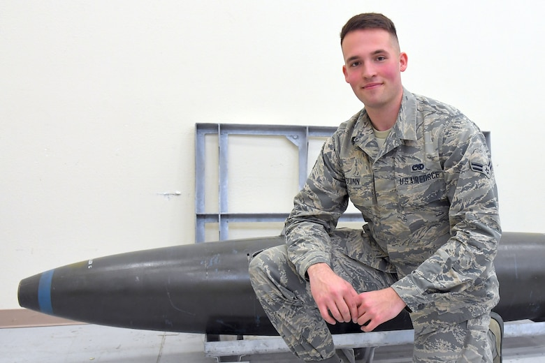 Airman 1st Class William H. O'Quinn, 388th Maintenance Squadron, was recently voted as the Top 3's Superior Performer winner. The Top 3 recognizes Airmen from the Team Hill who have demonstrated outstanding performance. (U.S. Air Force photo by Todd Cromar)