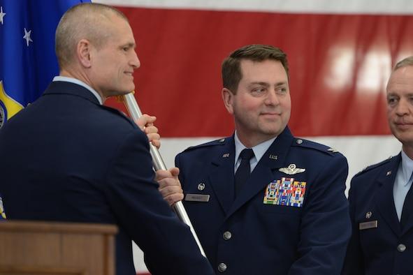 Colonel Mark Muckey