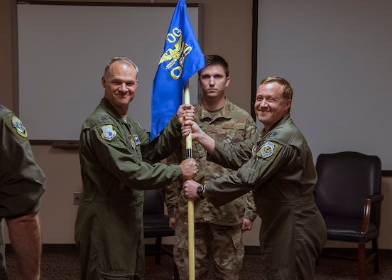 New commander takes helm at 315 OSS
