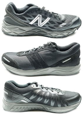 Footwear choices available to recruits includes shoes from New Balance, made in Massachusetts, Propper International, based in the U.S. territory of Puerto Rico and San Antonio Shoes, better known as SAS. All three brands come in three foot shapes and a wide range of sizes for male and female recruits.