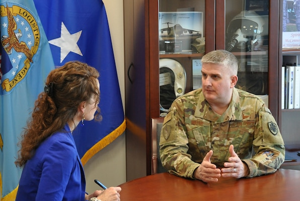 DLA Energy Commander Air Force Brig. Gen. Albert Miller hopes to improve warfighter readiness and combat capability through strategic, deliberate planning for potential contingencies and by anticipating needs.