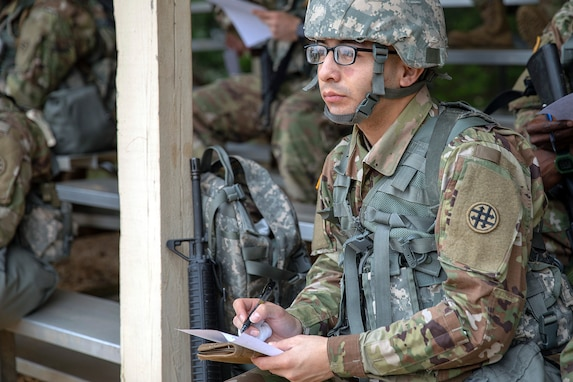 4th ESC Best Warrior Competition
