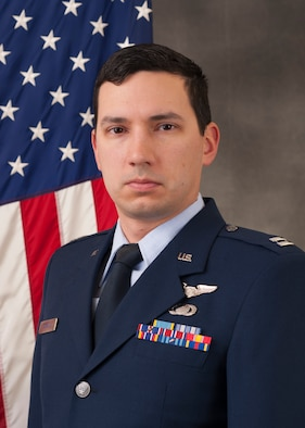 Capt. Adrian Catarius (U.S. Air Force photo)
