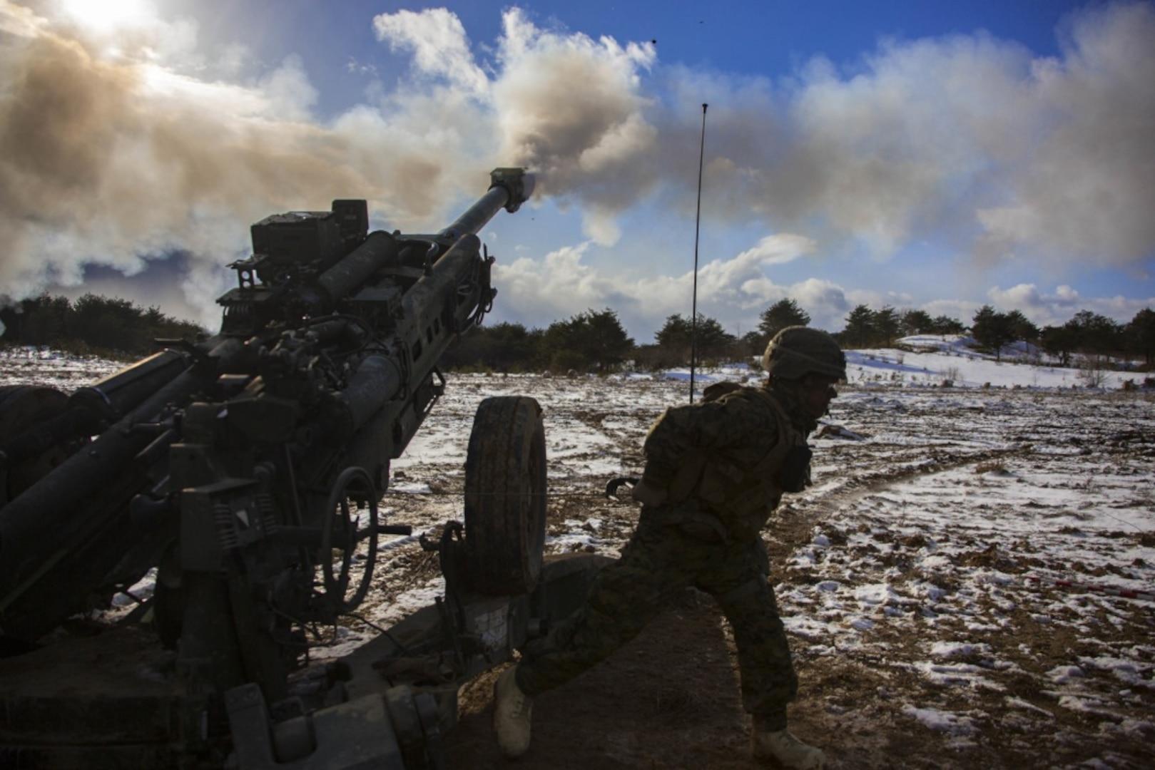 Artillery Relocation Training Program 18-4