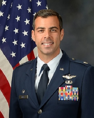 Lt Col Jamil Musa, 7th Airlift Squadron commander